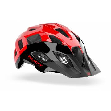CROSSWAY BLACK/RED (SHINY)