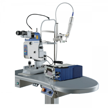 Meridian Microruptor 6 Nd:YAG LASER