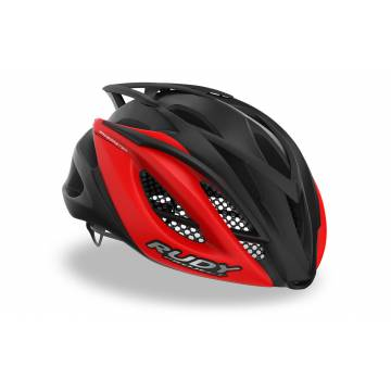 RACEMASTER  BLACK - RED  (MATTE)